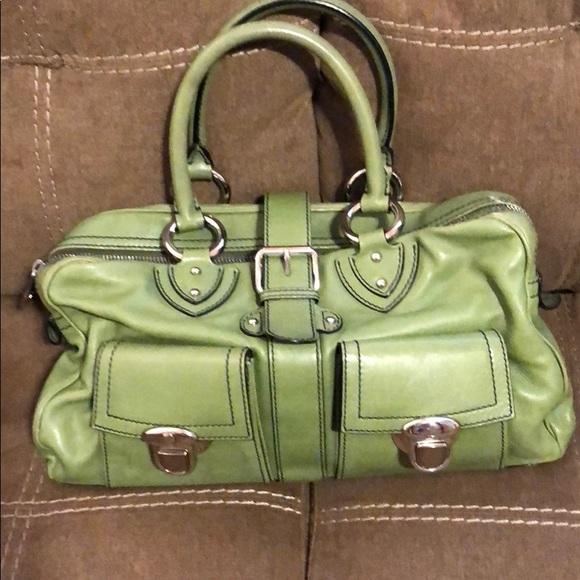 Marc Jacobs Bags   Kelly Green Color Marc Jacob Handbag   Poshmark 78c5d1ad57